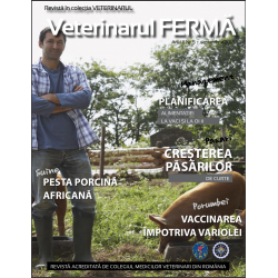 2018 - Revista Veterinarul FERMA abonament 2018