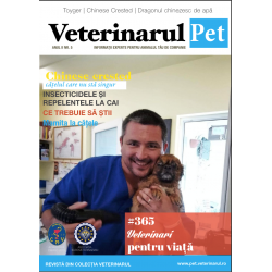 2018 - Revista Veterinarul Pet abonament 2018