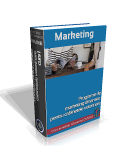 "Curs ""Programe de marketing..."