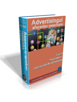"Curs ""Advertisingul afacerilor veterinare - Curs 4: Internetul in campaniile de advertising"""
